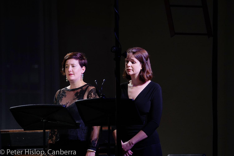 CIMF 2016 - Concert 07 - Petite Messe Solennelle. Anna Fraser and Susannah Lawergren