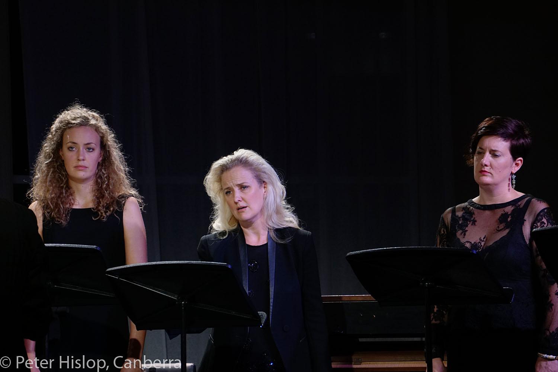 CIMF 2016 - Concert 07 - Petite Messe Solennelle. Hannah Fraser, Taryn Fiebig, Anna Fraser