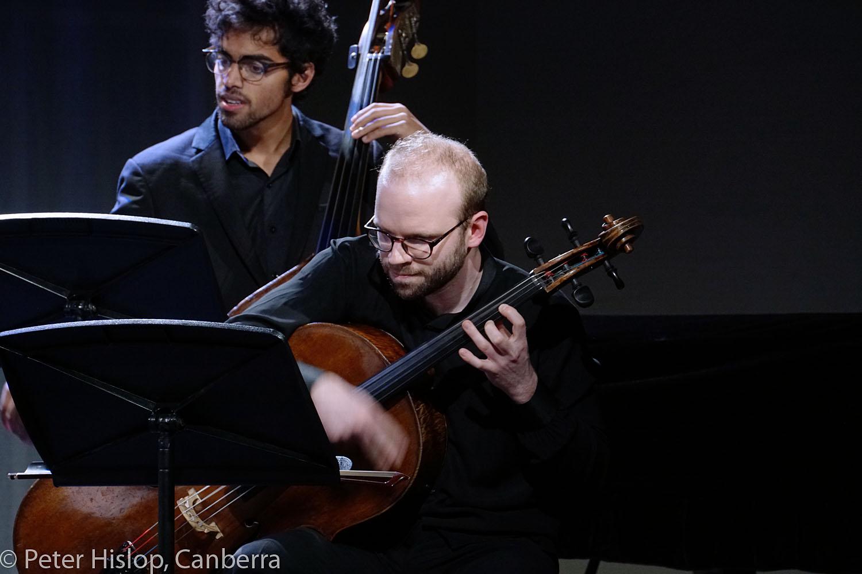 CIMF 2016 - Concert 09 - The Streets of Madrid. Boccherini Trio