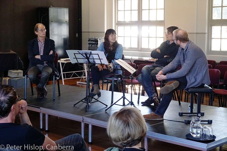 CIMF 2016 - Talk of the Town - Boccherini Trio.