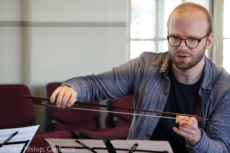 CIMF 2016 - Talk of the Town - Boccherini Trio. Paulo Bonomini