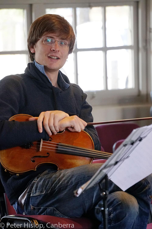 CIMF 2016 - Talk of the Town - Boccherini Trio. Florian Peelman