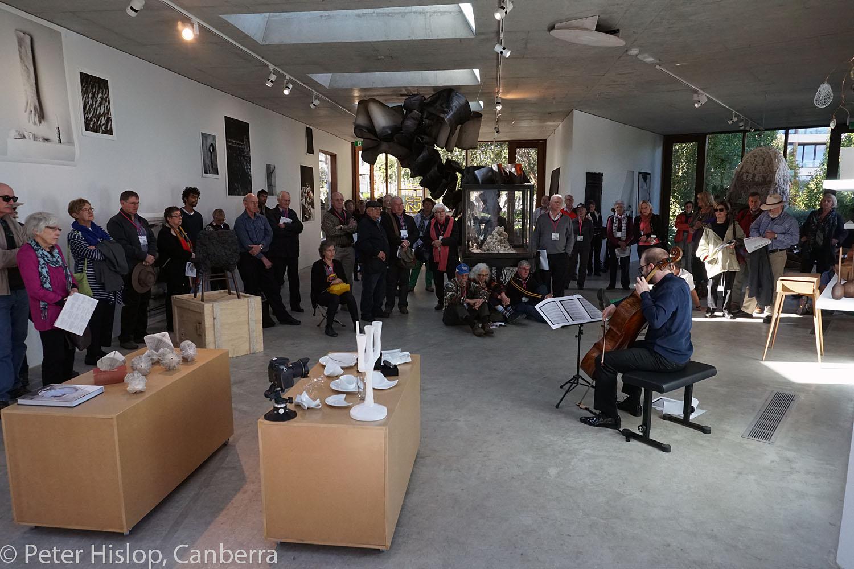CIMF 2016 - Concert 10 - Nishi Sequenza. Paulo Bonomini