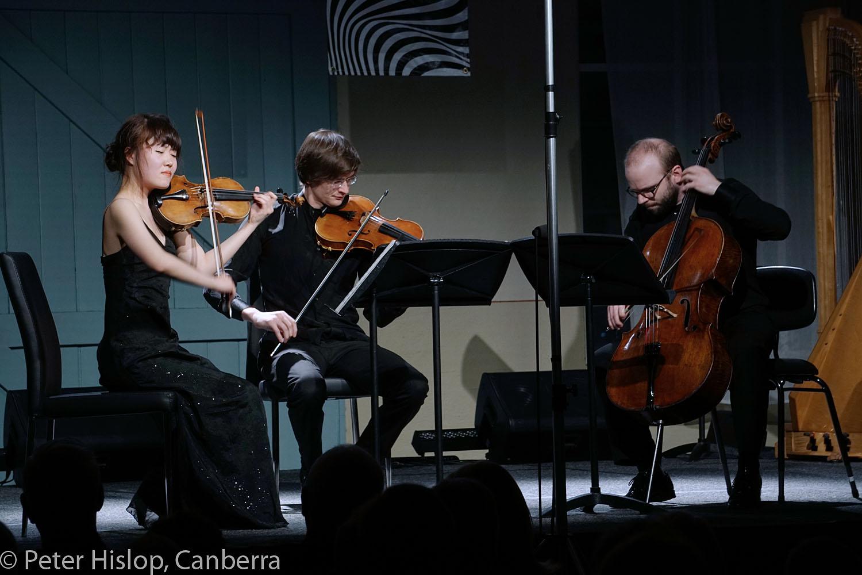 CIMF 2016 - Concert 13 - French Invention. Boccherini Trio