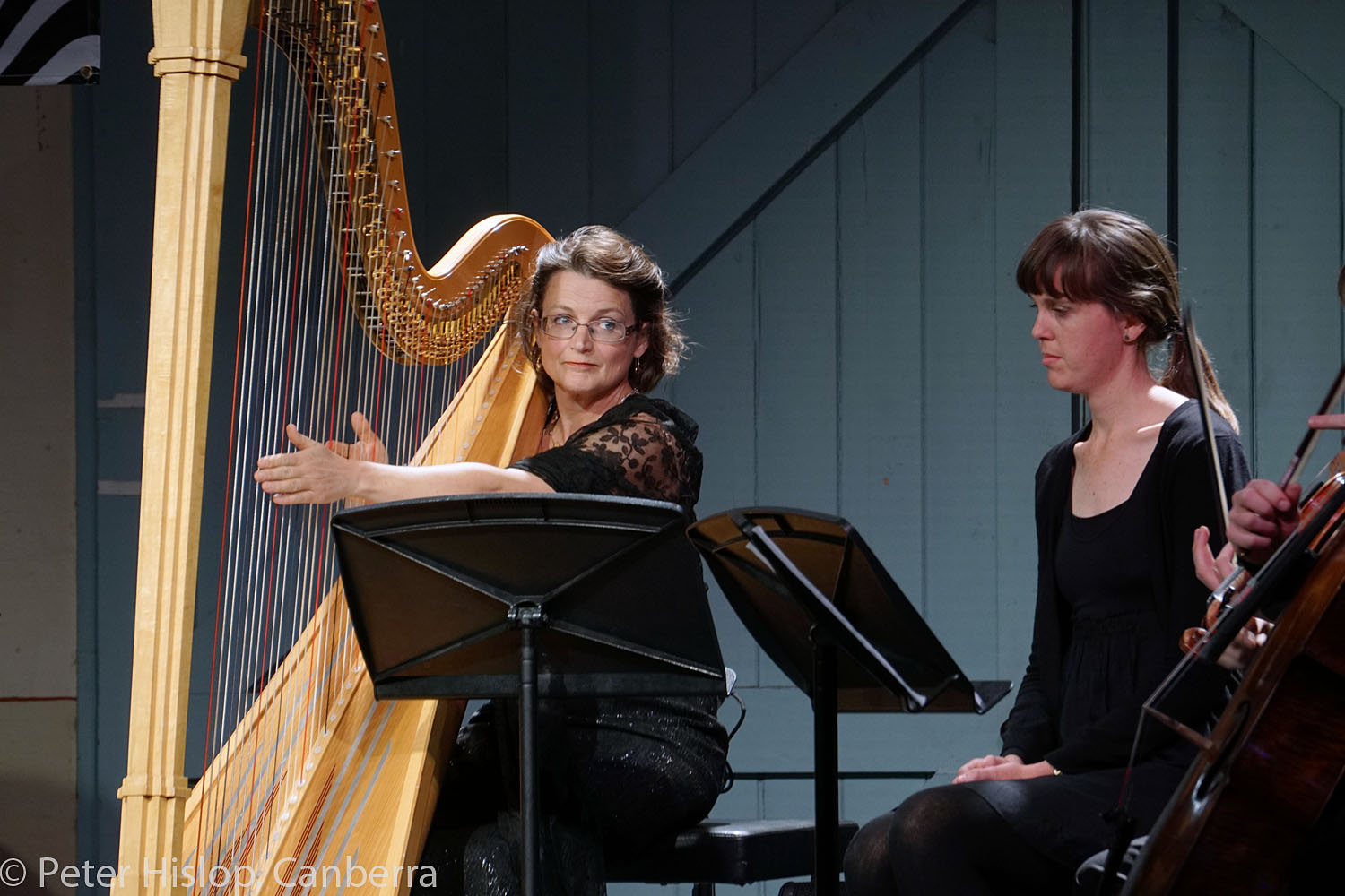 CIMF 2016 - Concert 13 - French Invention. Boccherini Trio with Virginia Taylor and Alice Giles