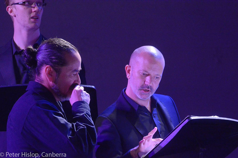 CIMF 2016 - Concert 15 - El Camino. Last-minute adjustments