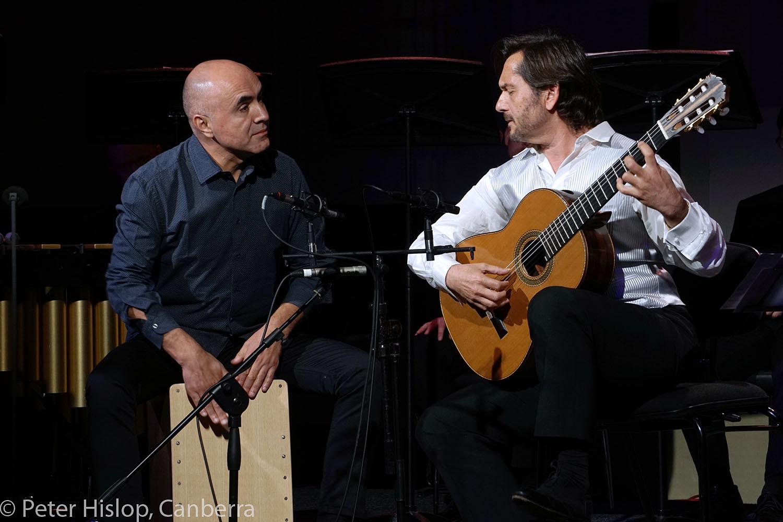 CIMF 2016 - Concert 15 - El Camino. Jos� Maria Gallardo del Rey and Ricardo Gallardo