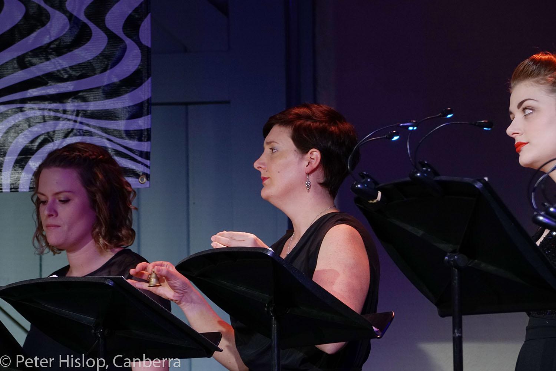 CIMF 2016 - Concert 15 - El Camino. Anna Fraser