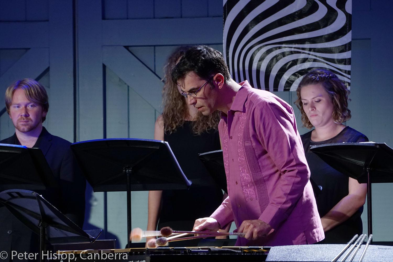 CIMF 2016 - Concert 15 - El Camino. Miguel Gonzalez