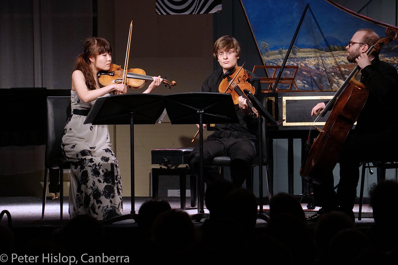 CIMF 2016 - Concert 20 - Twilight. Boccherini Trio