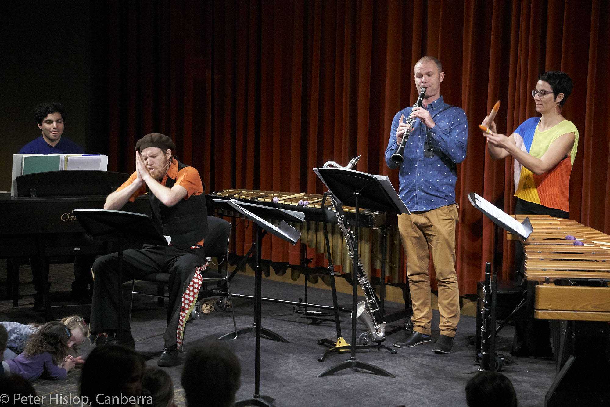 Concert 04 - Blinky Bill. 
