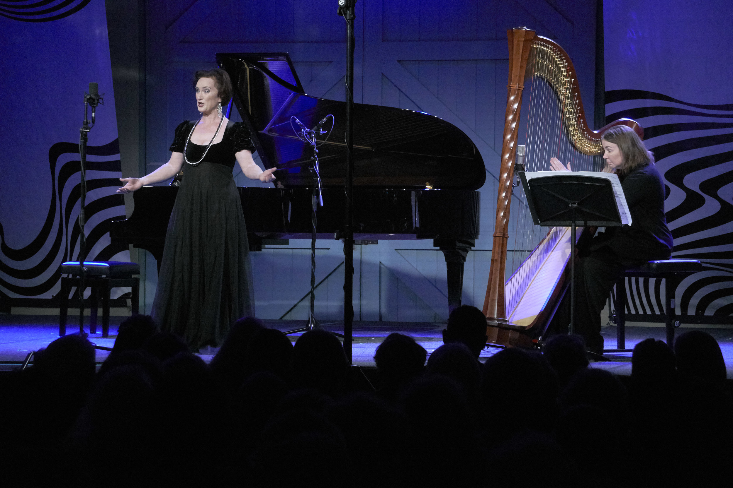 Concert 16 - Barricades of Time. 