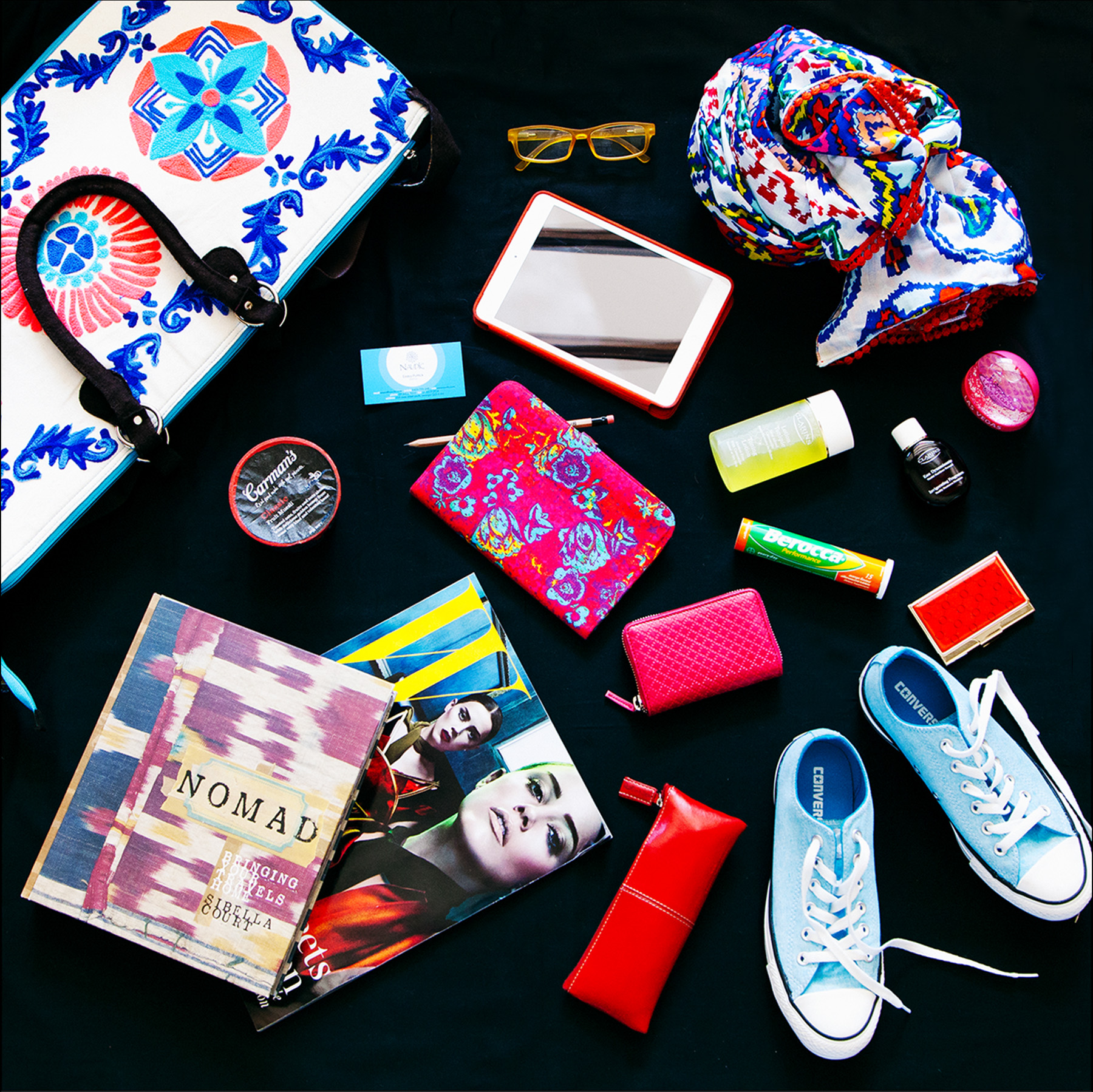 Our travel essentials