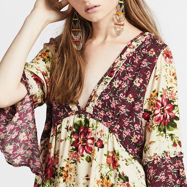 A patchwork perfection duo of deep and light florals. The sweet Marshmellow Print is in store now. . . . #Naudic #WomenOfNaudic #AustralianFashion #Fashion #Cotton #Peace #Prints #Travel #TravelWithNaudic #WomensFashion #Australia #Wanderlust #Gypsy
