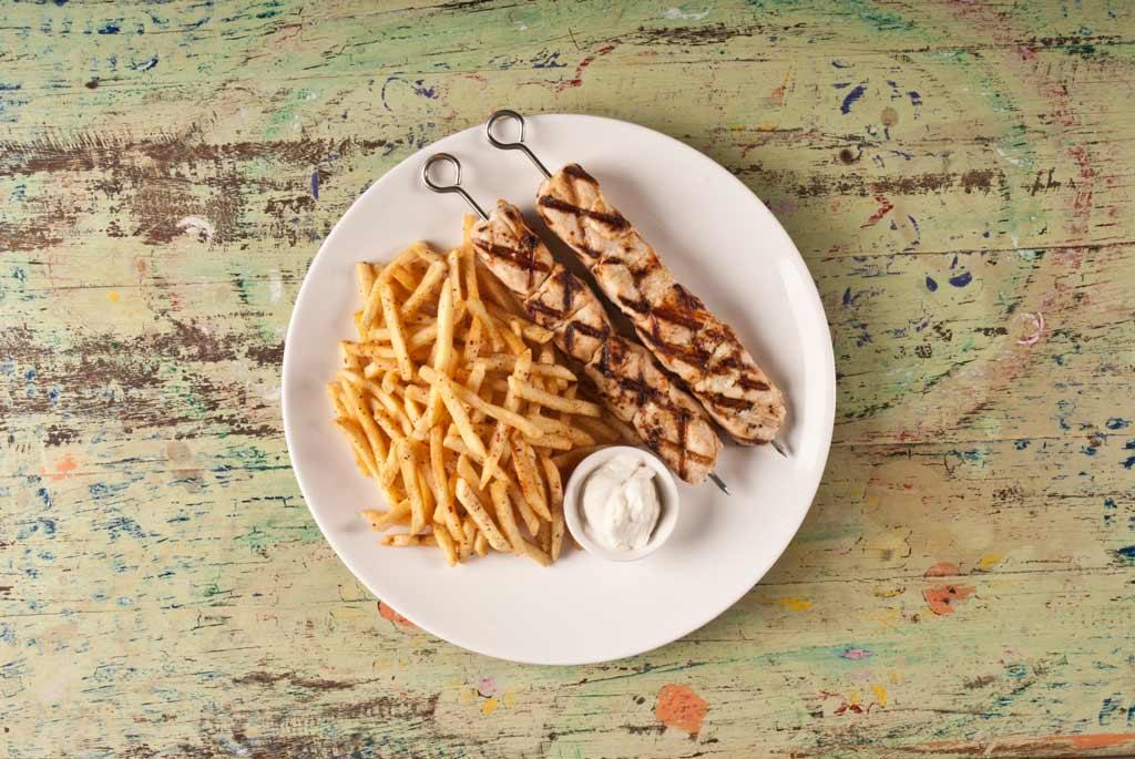 Chicken Shish Taouk