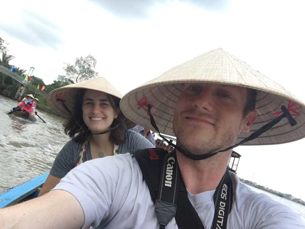 Vietnam Mekong Delta cruise.