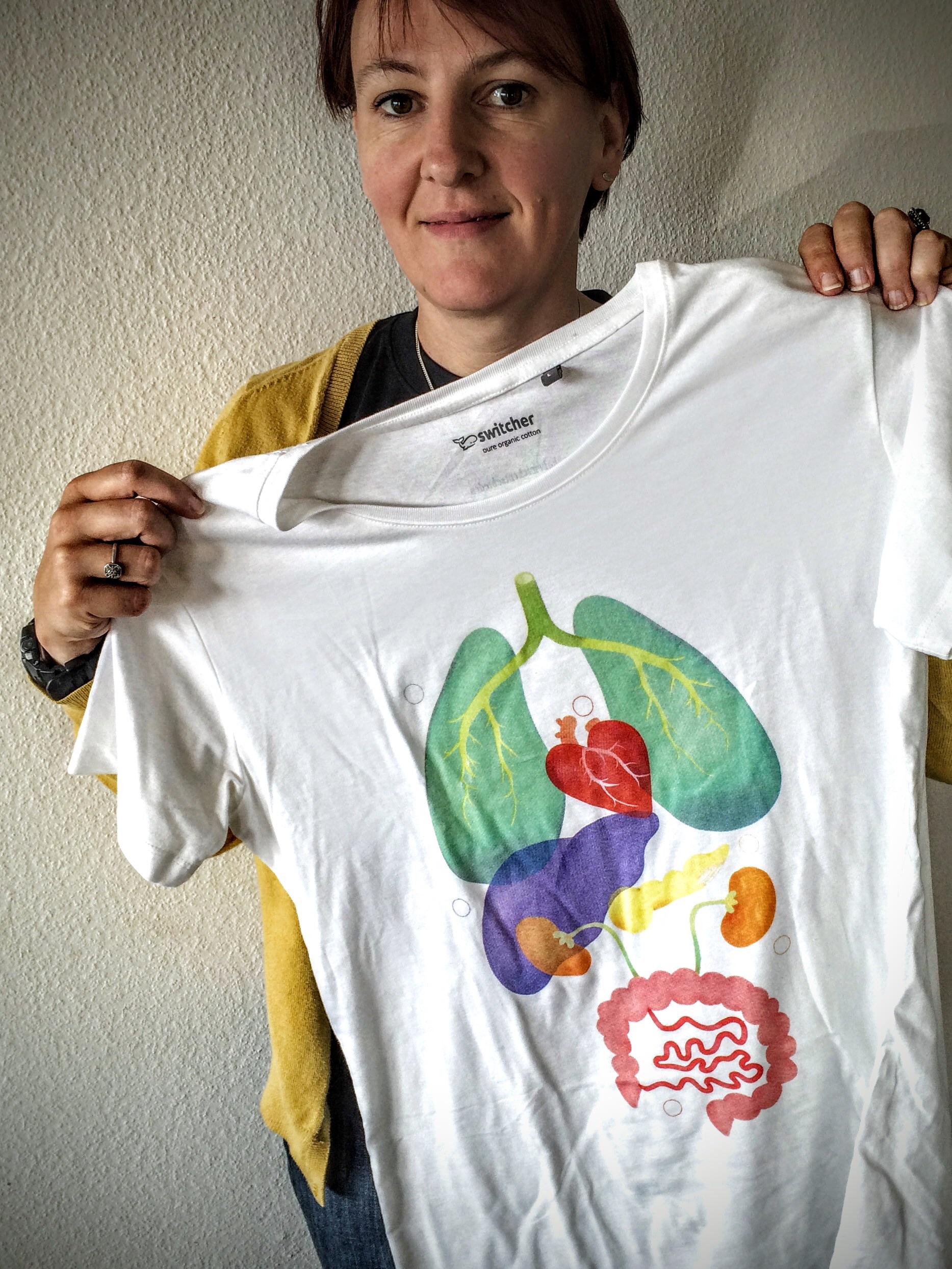 Das T-Shirt gibt es zu gewinnen!