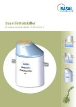 Basal fettutskillar