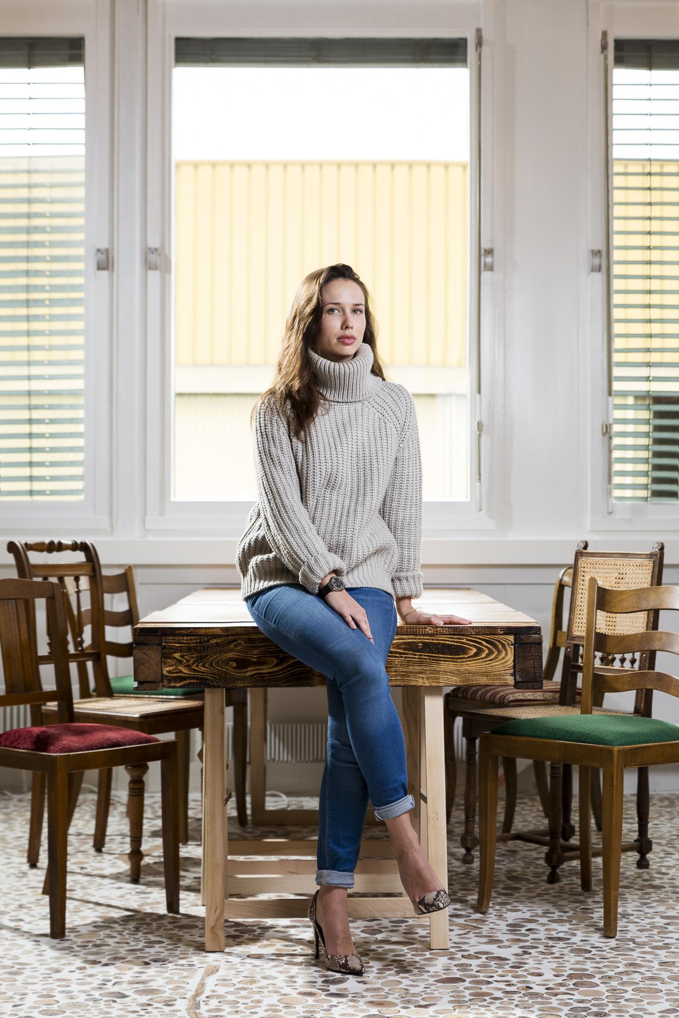Alisée de Tonnac, CEO & Co-Founder of Seedstars