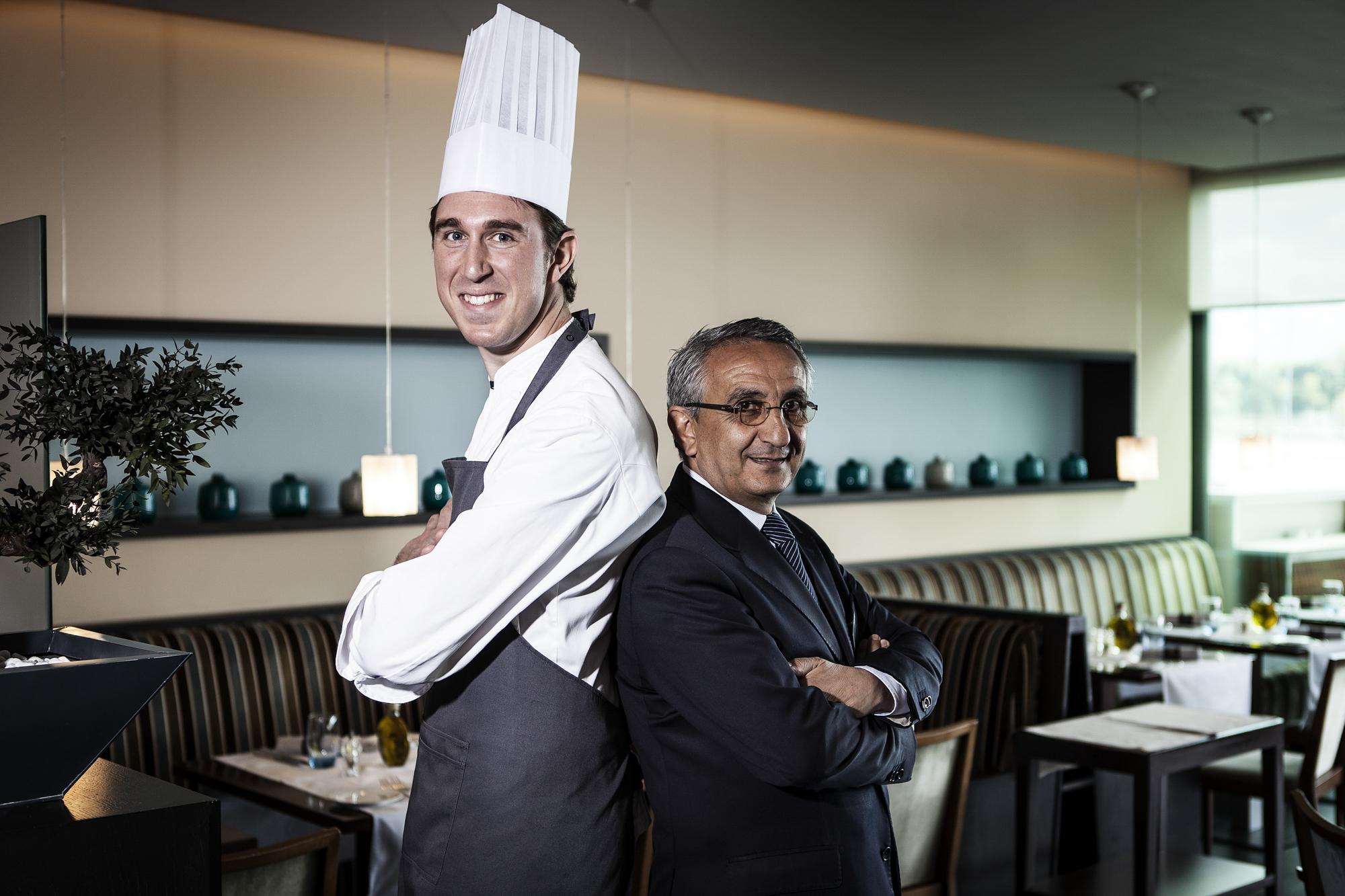 Chef Gilberto, Il Vero