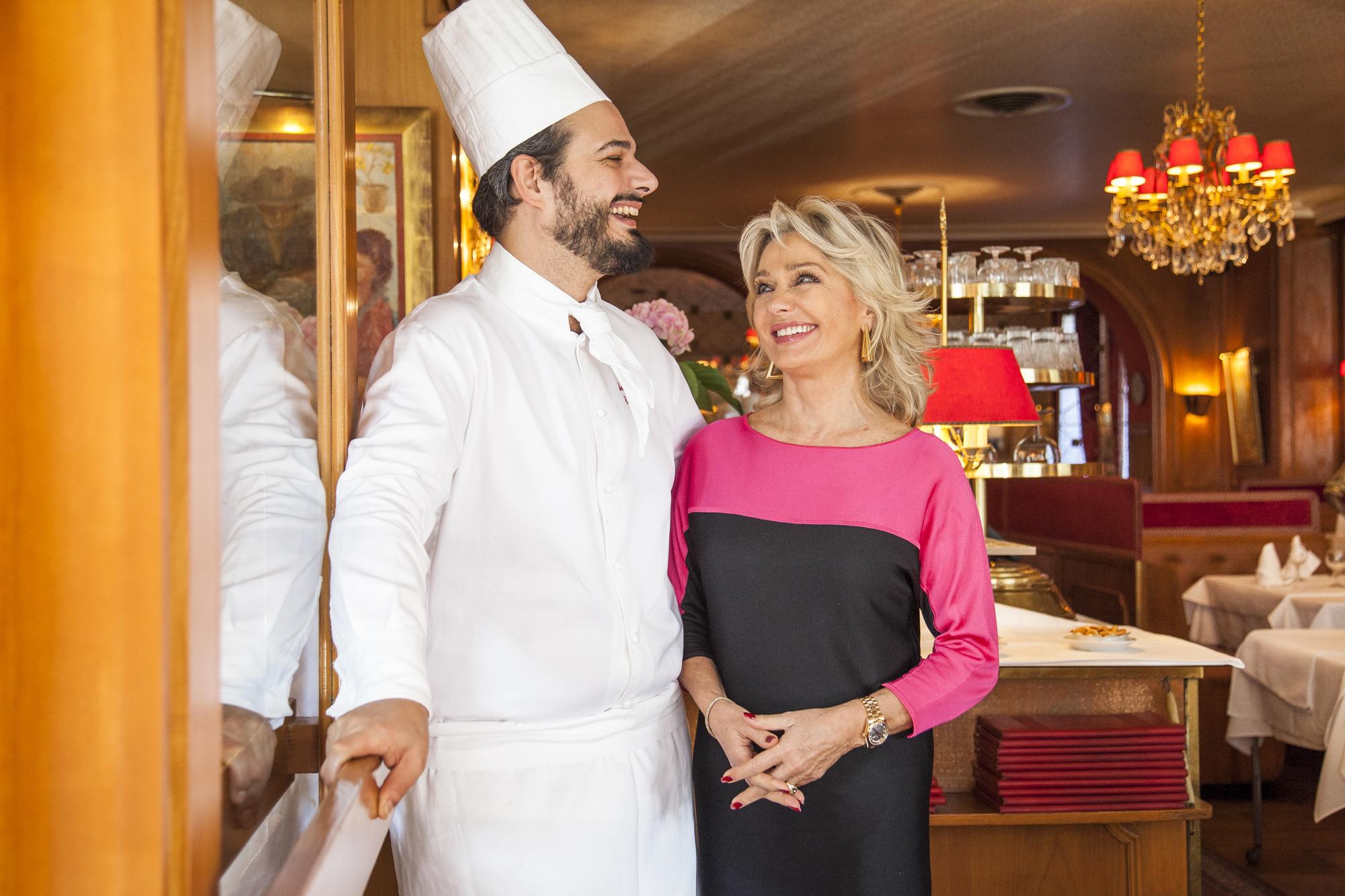 Chef Campana, Chez Roberto