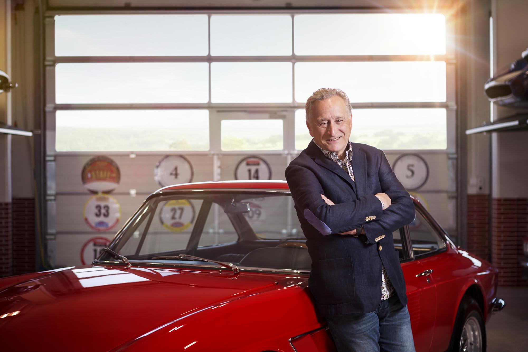 tiziano Carugati, Owner at Carugati Automobile