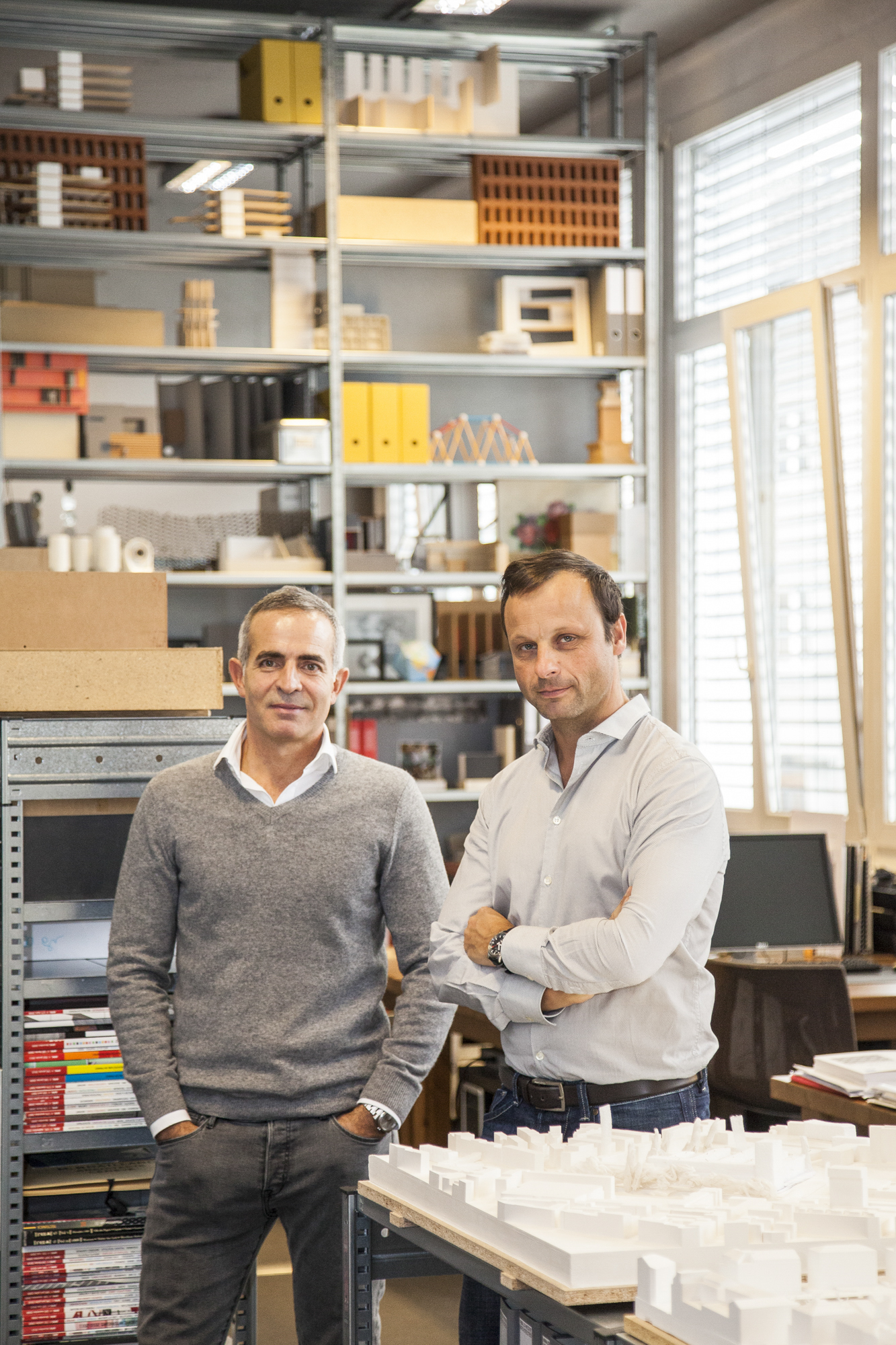 Amaldi&Neder, Architectes