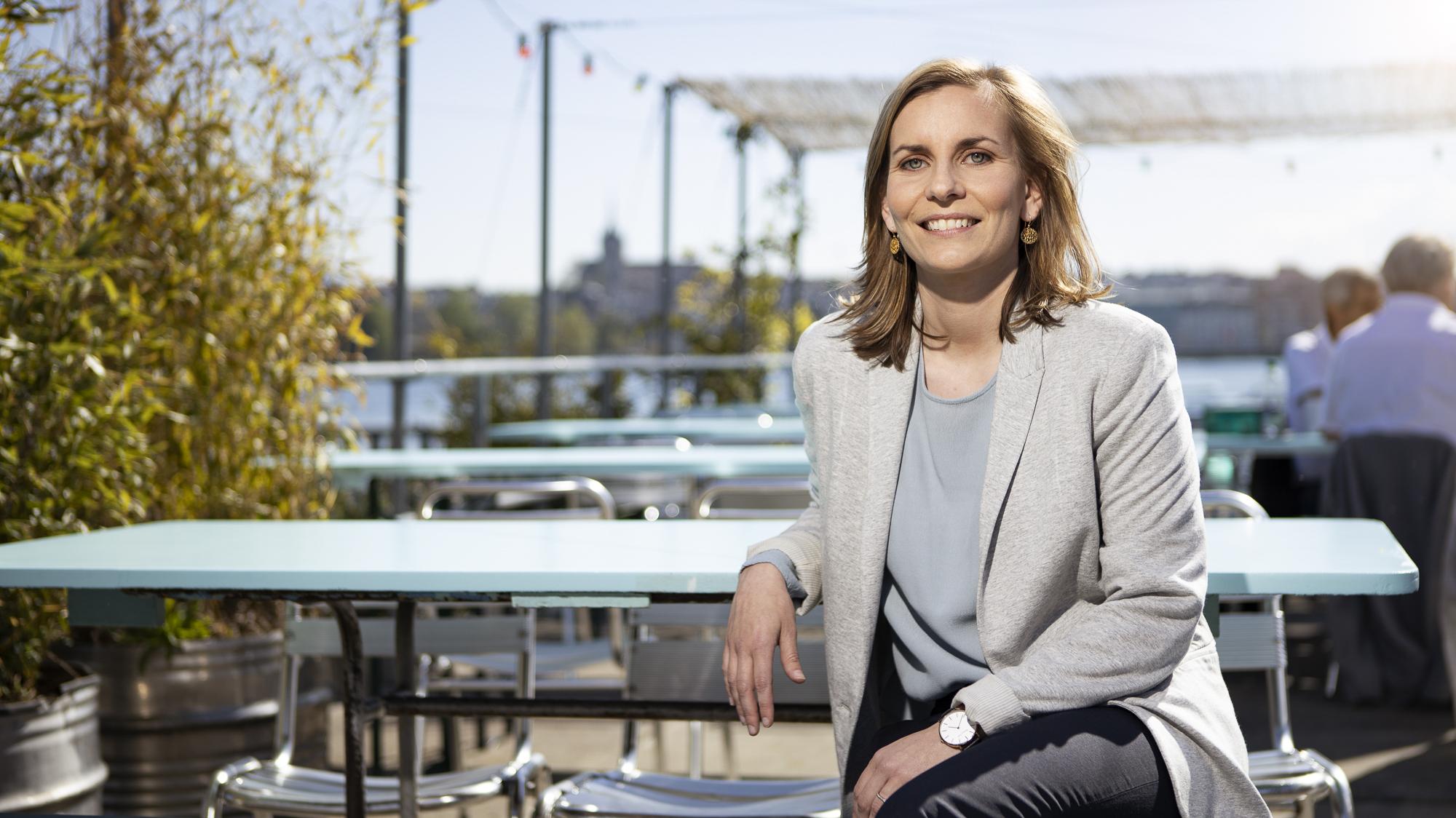 Marie Barbey, Cheffe de Cabinet