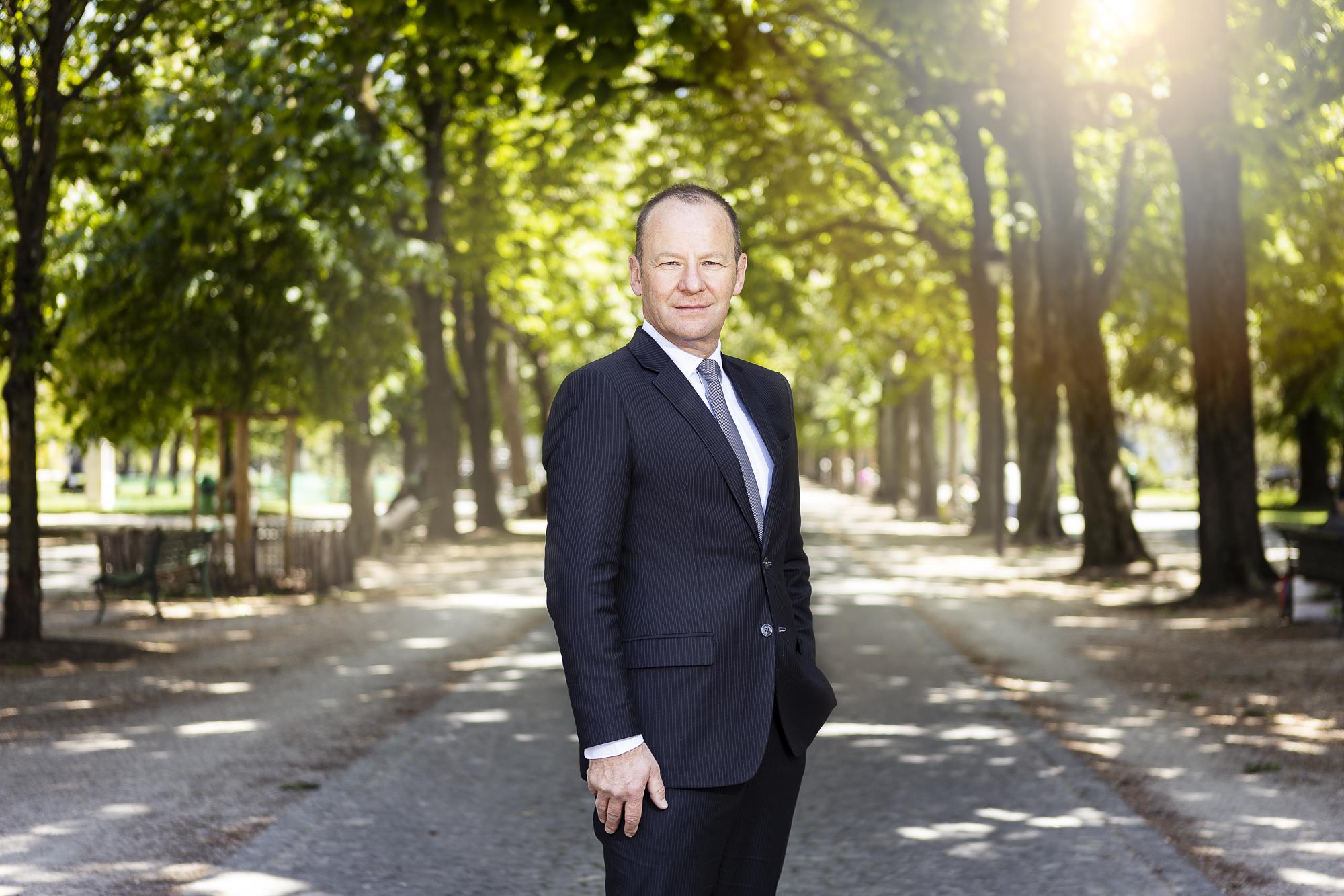 Serge Dal Busco, conseillé d'Etat