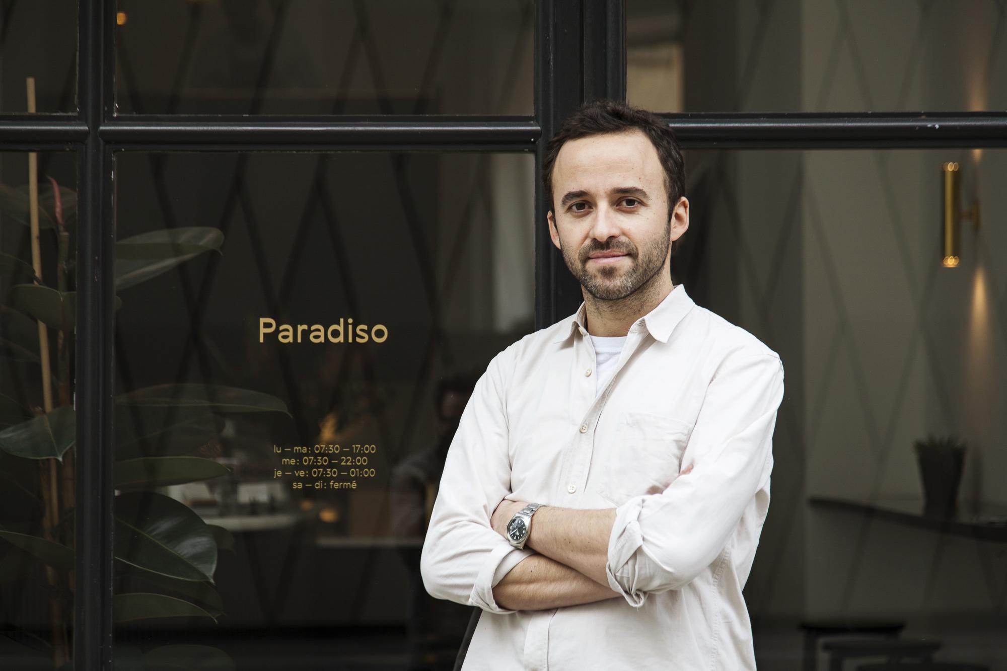 Marc Popper, Founder at Paradiso & Bombar