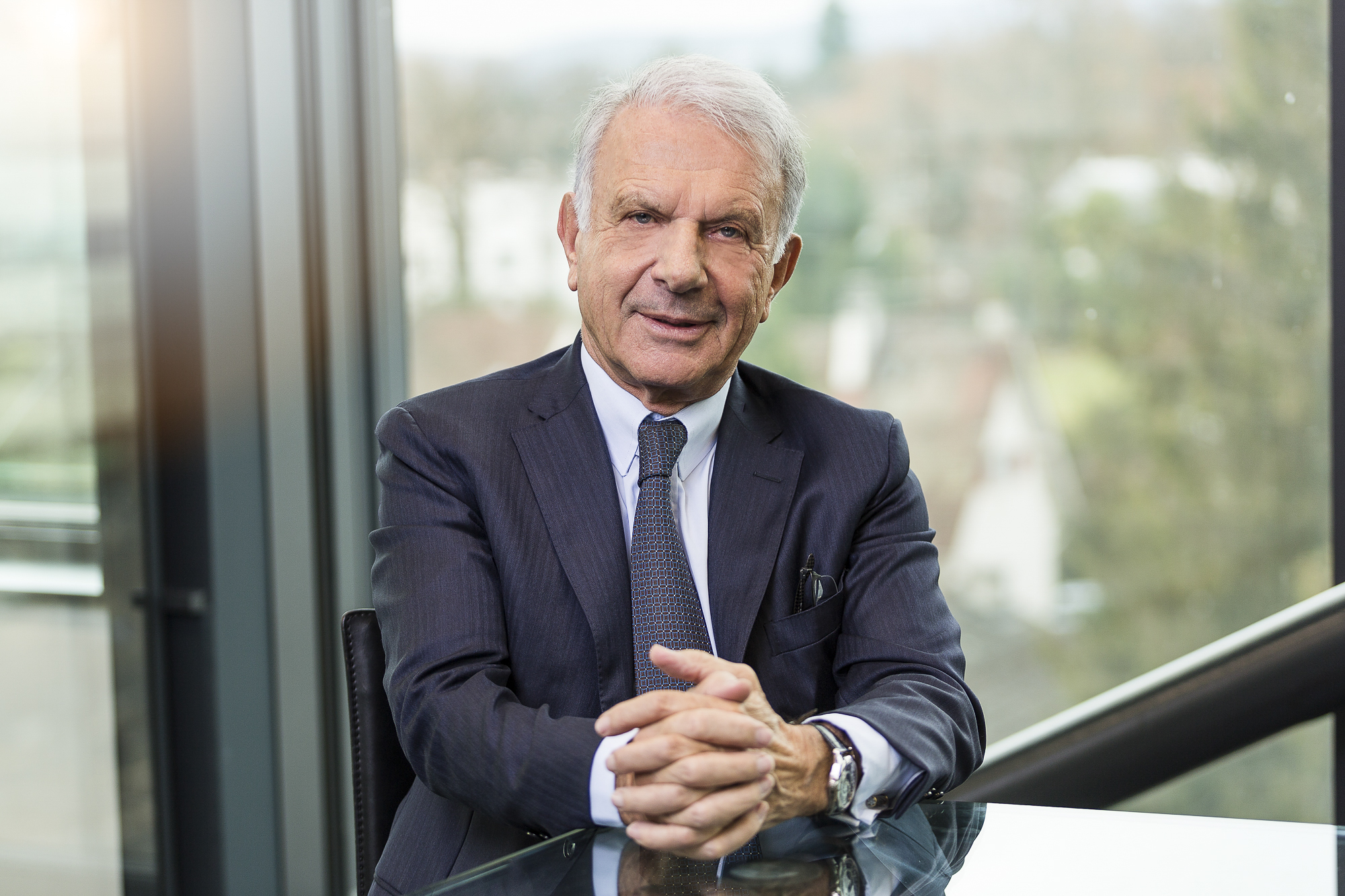 Thierry Rosset, Founder of Rosset Immobilier