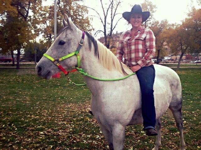 Last year at Kids N' Cowboys
