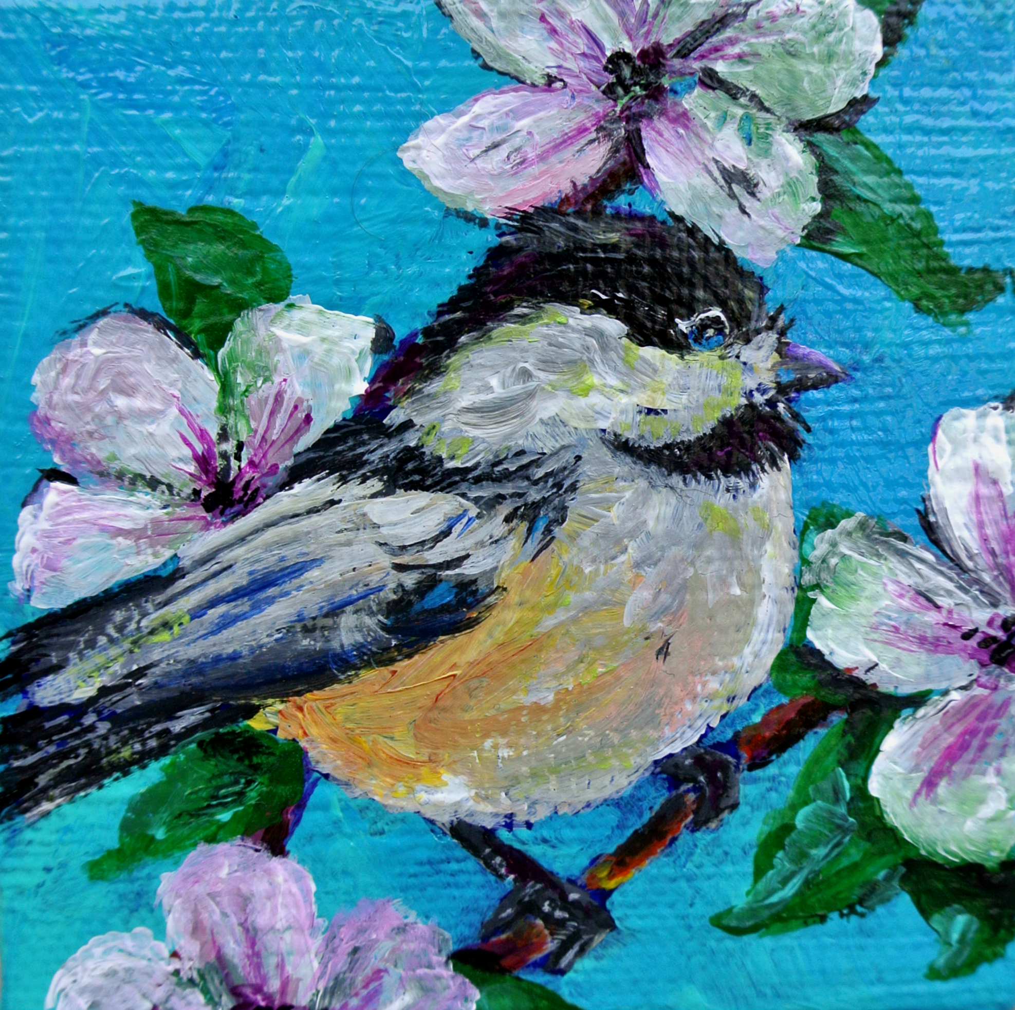 Mini Chickadee 4x4""