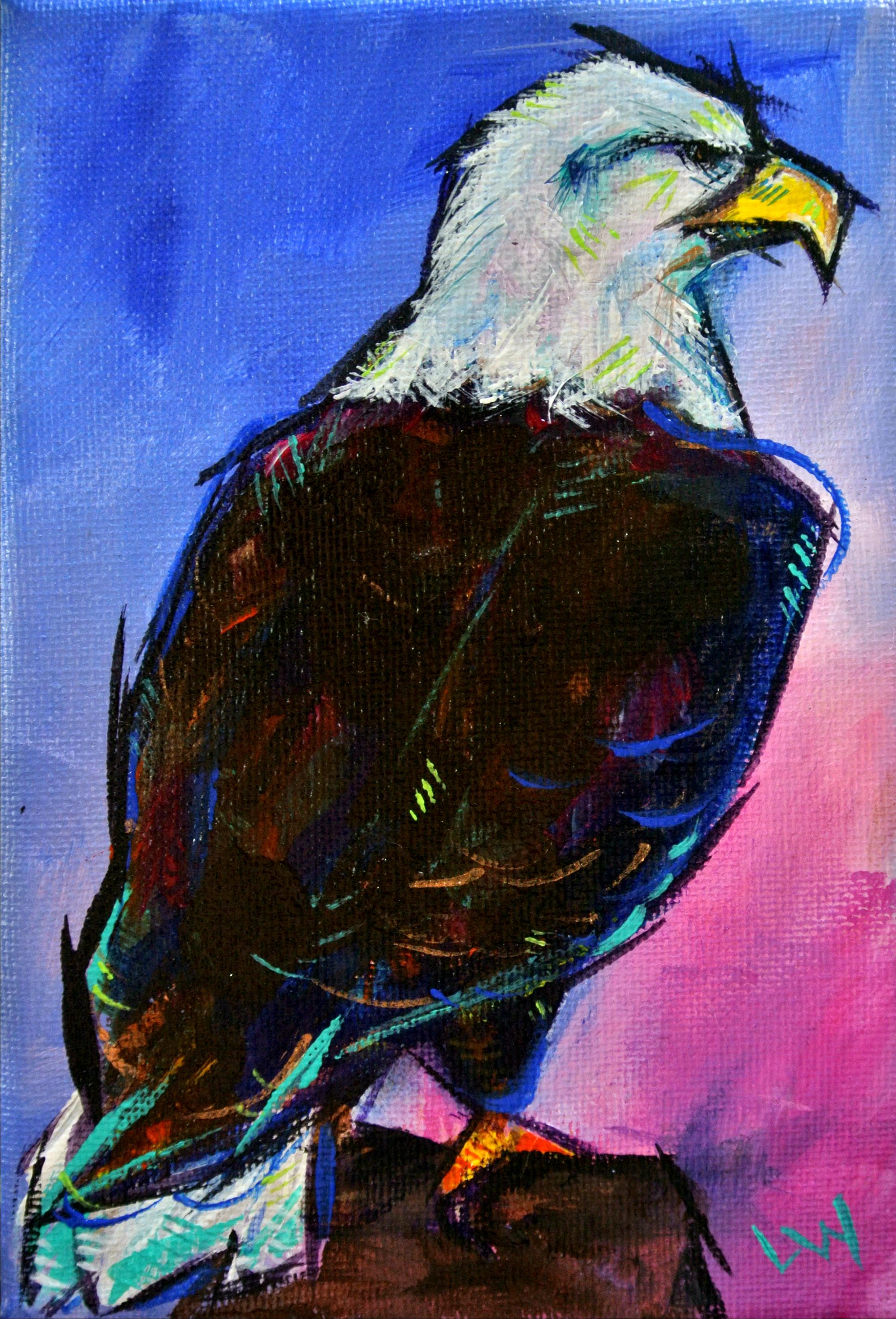 """Mini Eagle 4x5"""""""