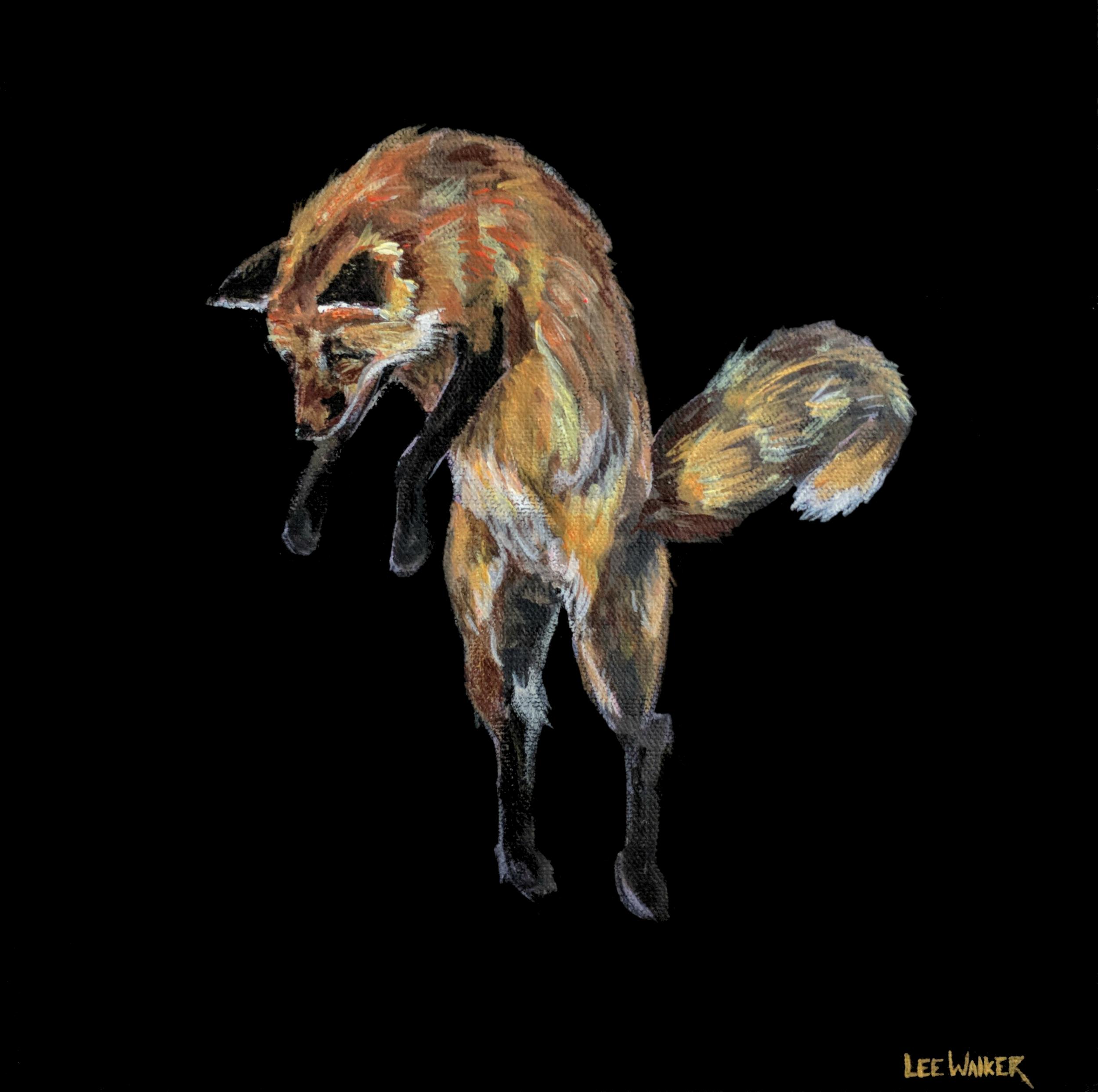 """Fox Jump 12x12"""""""