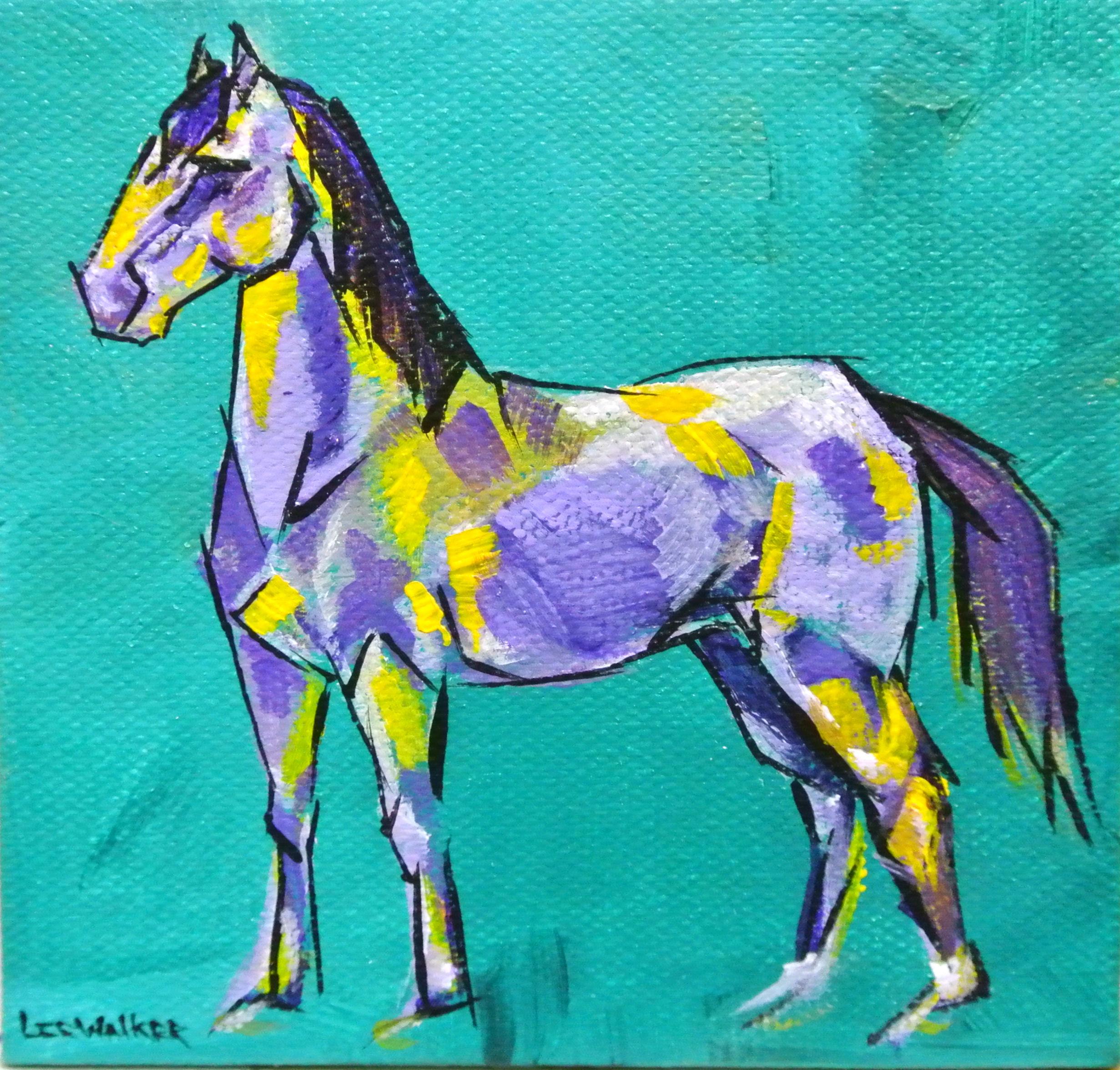 """Pryor Horse 4x4"""""""