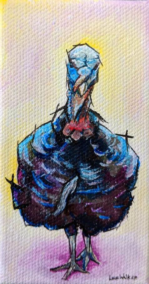 """Wild Turkey 4x2"""""""