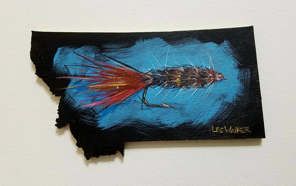 Woolly Bugger MT Fly 5x3""