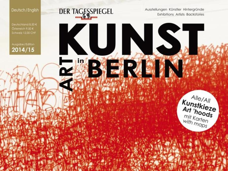 Art in Berlin , Tagesspiegel, 2014–2015   Translation
