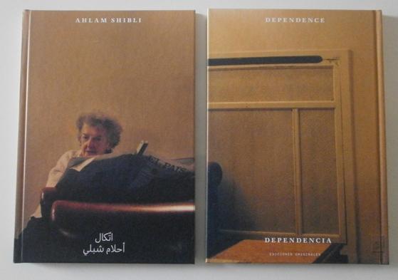 Ahlam Shibli: Dependencia , Ediciones Originales, 2013   Editing