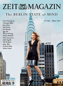 The Berlin State of Mind , Die Zeit, Fall/Winter 2013   Translation