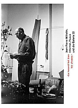 Jean Pierre Wilhelm: Le Hasard Fait Bien Les Choses ,   Verlag der Buchhandlung Walther König, 2012   Translation
