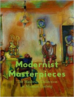Modernist Masterpieces: Haubrich Collection ,   Museum Ludwig, Verlag der Buchhandlung Walther König, 2012–13   Translation