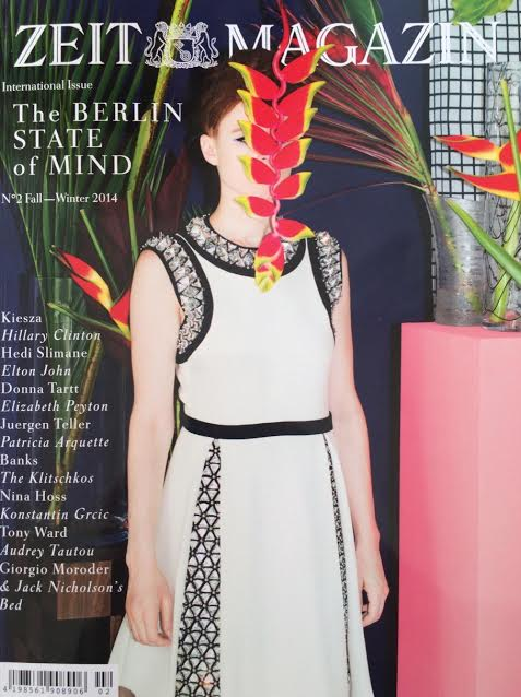 The Berlin State of Mind , Die Zeit, Fall/Winter 2014   Translation