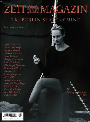 The Berlin State of Mind , Die Zeit, Spring/Summer 2015   Translation