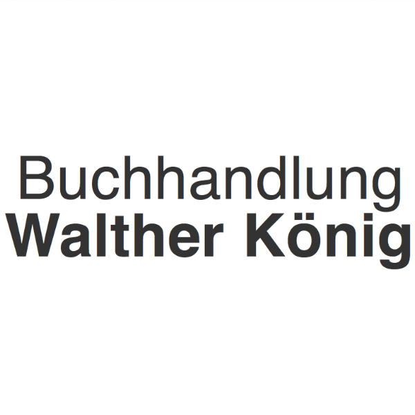 Verlag der Buchhandlung Walther König