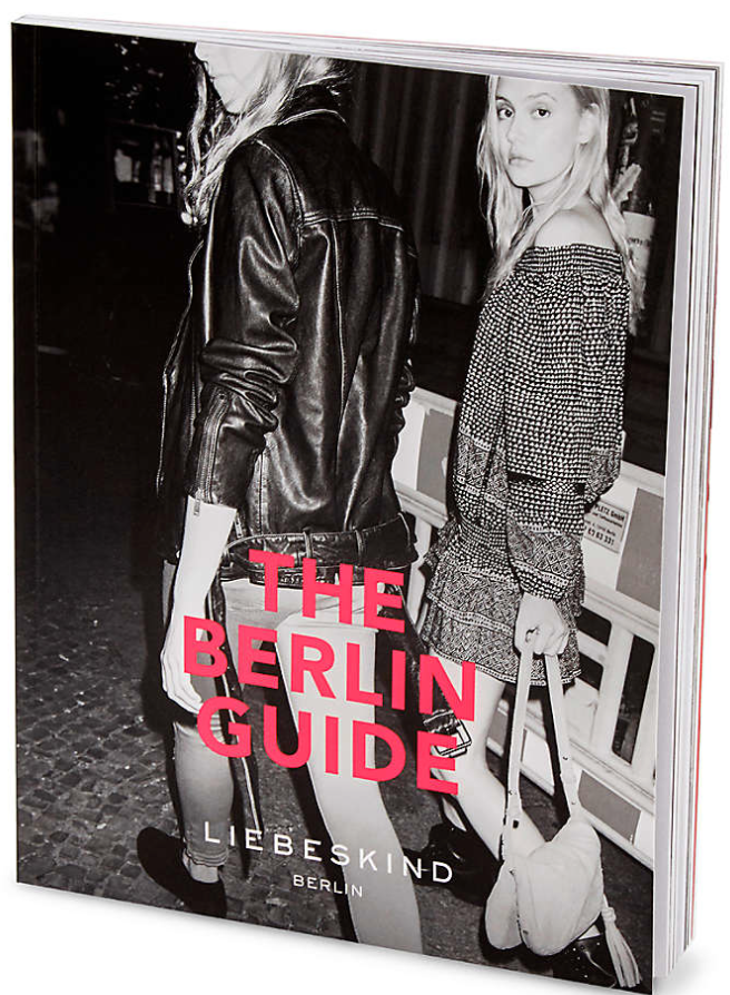 The Berlin Guide , Liebeskind, September 2016   Translation