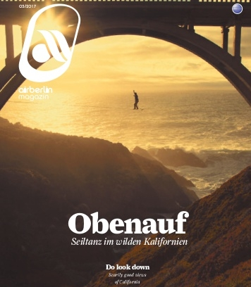 Airberlin Magazine , March 2017   Translation