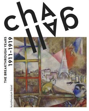 Kunstmusem Basel,  Chagall: The Breakthrough Years , Verlag der Buchhandlung Walther König, 2018   Translation