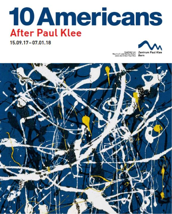 Ten Americans: After Paul Klee , Random House, 2017   Editing